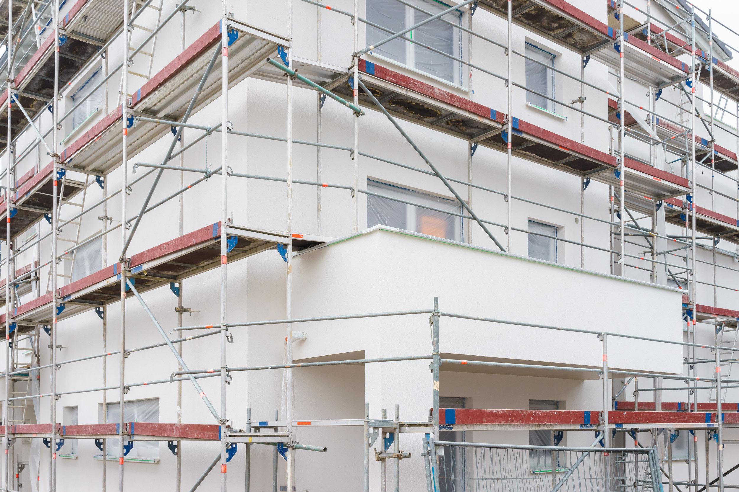 Redl Bau Fassaden Vollwärmeschutz