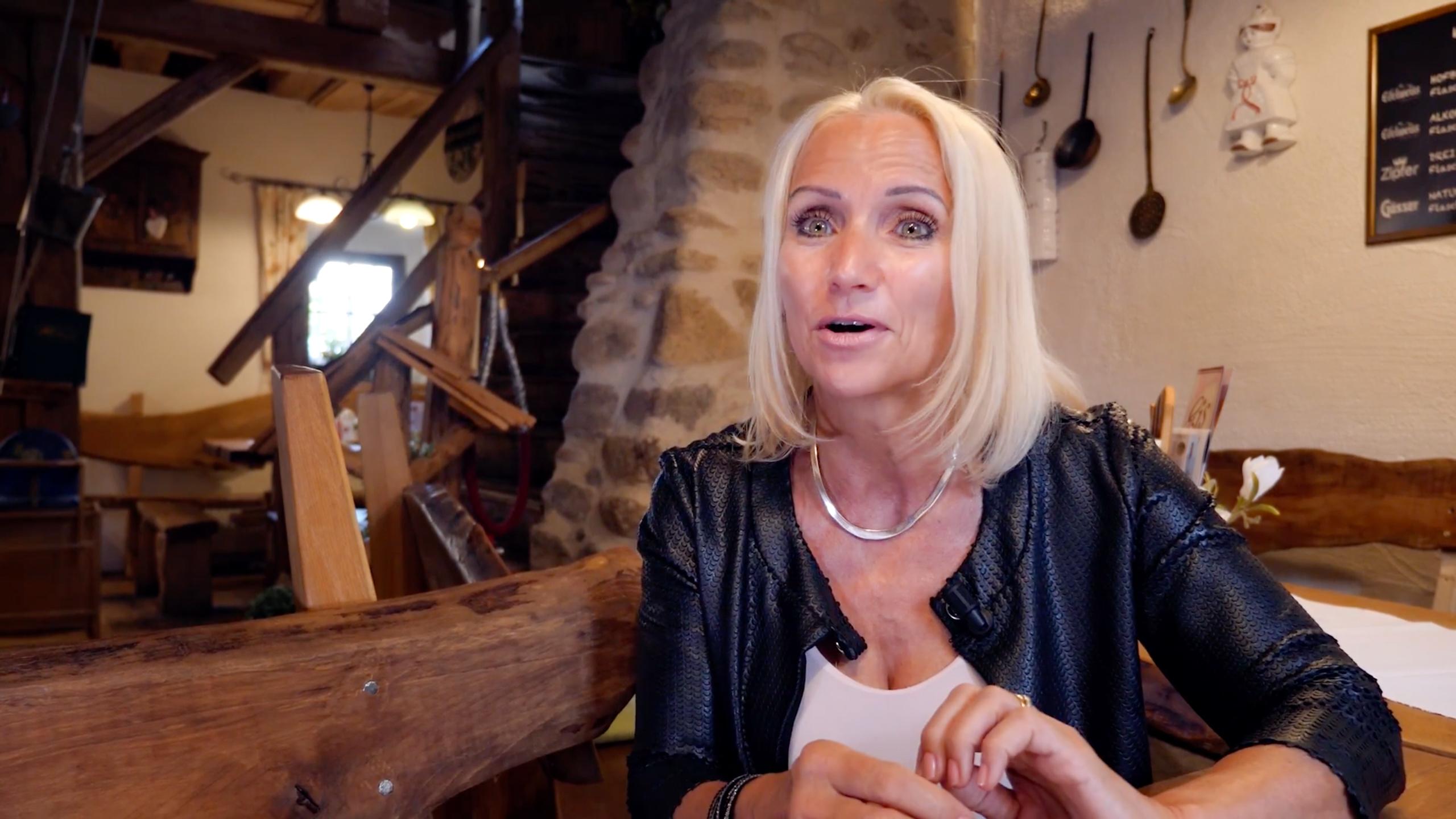 Geschäftsführerin Margot Koll