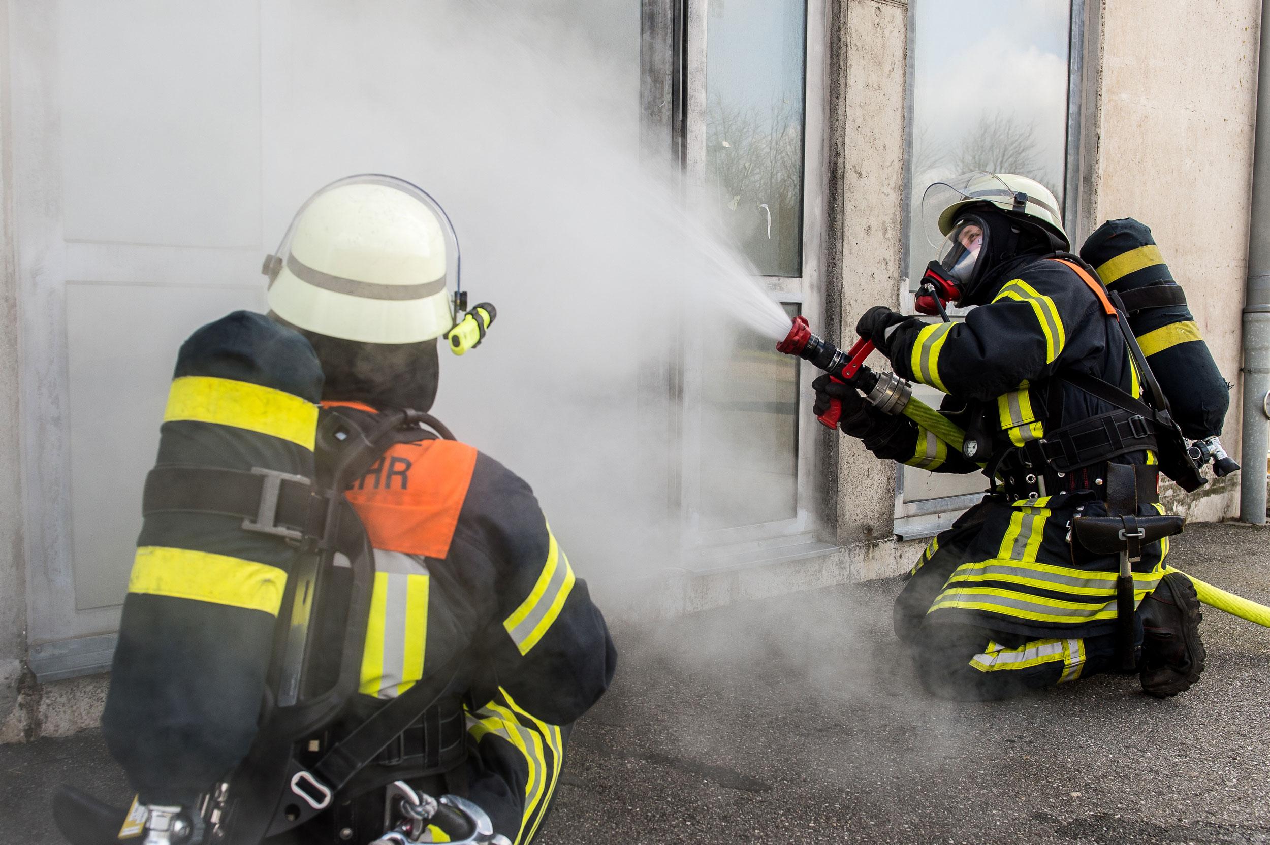 Redl Bau Brandschaden Sanierung