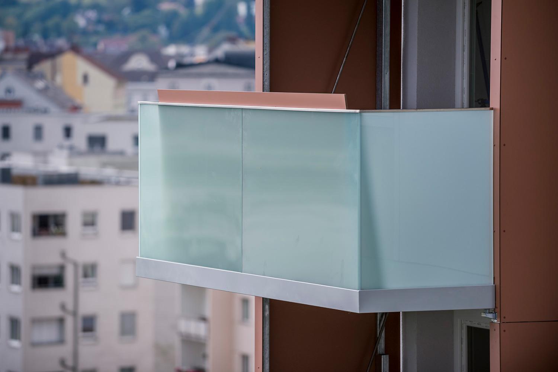 Redl Bau Balkon Anbauten