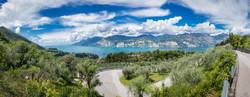 Panorama MonteBaldo
