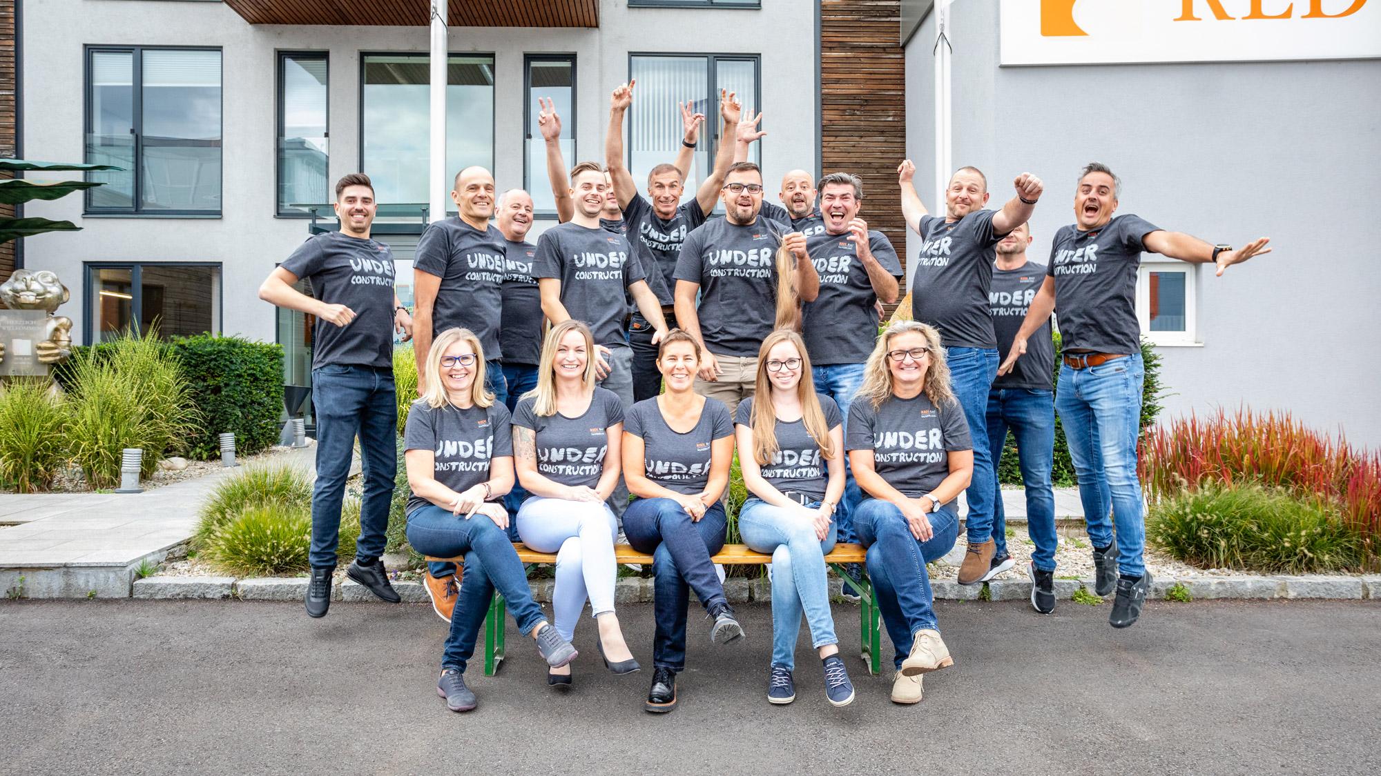 RedlBau Team