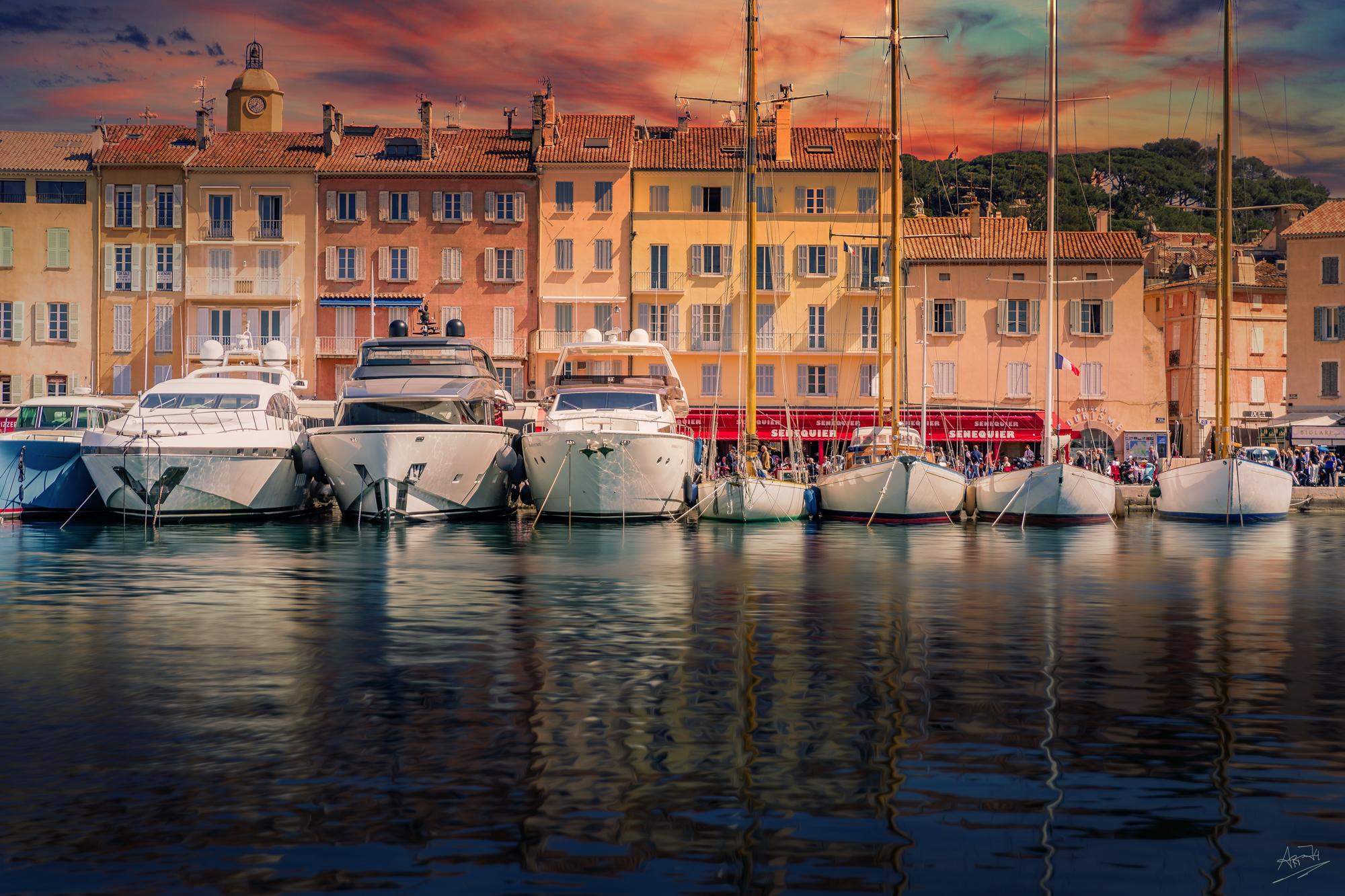 ART74 Saint Tropez
