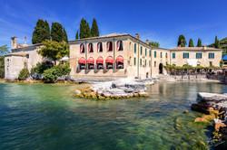 Punta di san Vigilio Gardasee
