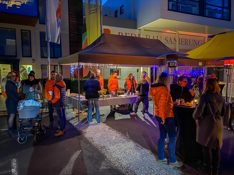 Redl Bau Punschfest 2019