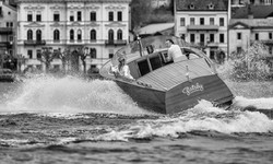 ART74 Holzboot Traunsee