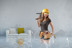 Redl Bau Wasserschaden Sanierung