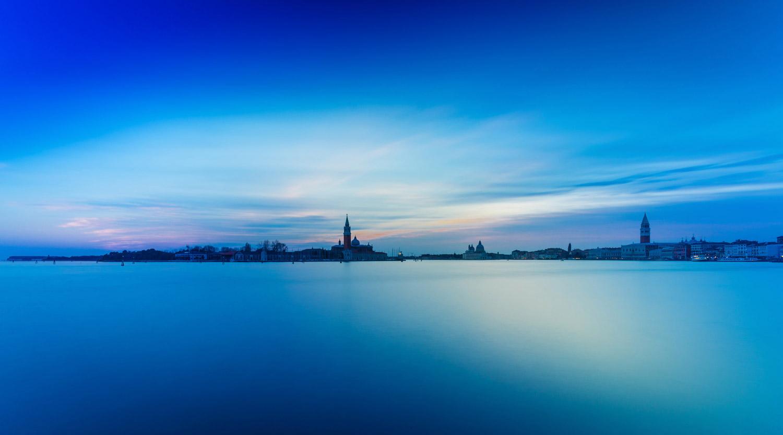 Nachtaufnahme In Venedig