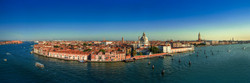 Panorama Venedig