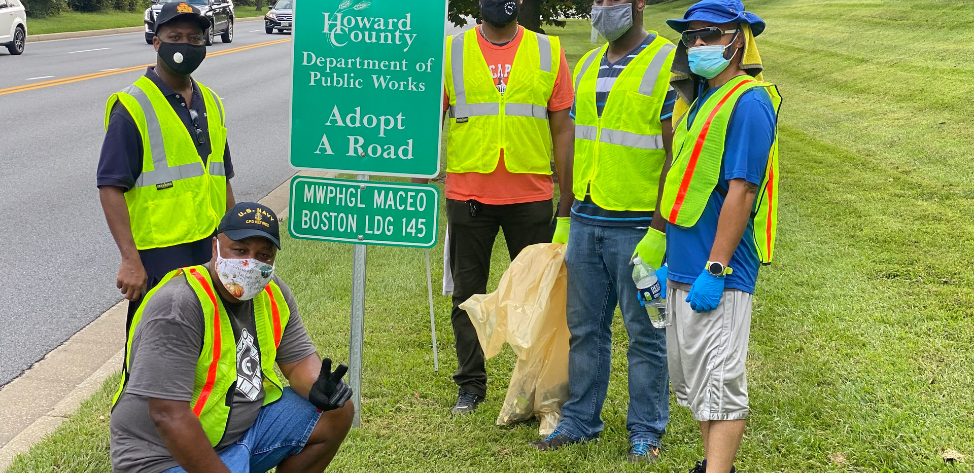 August 2020 Adopt A Road