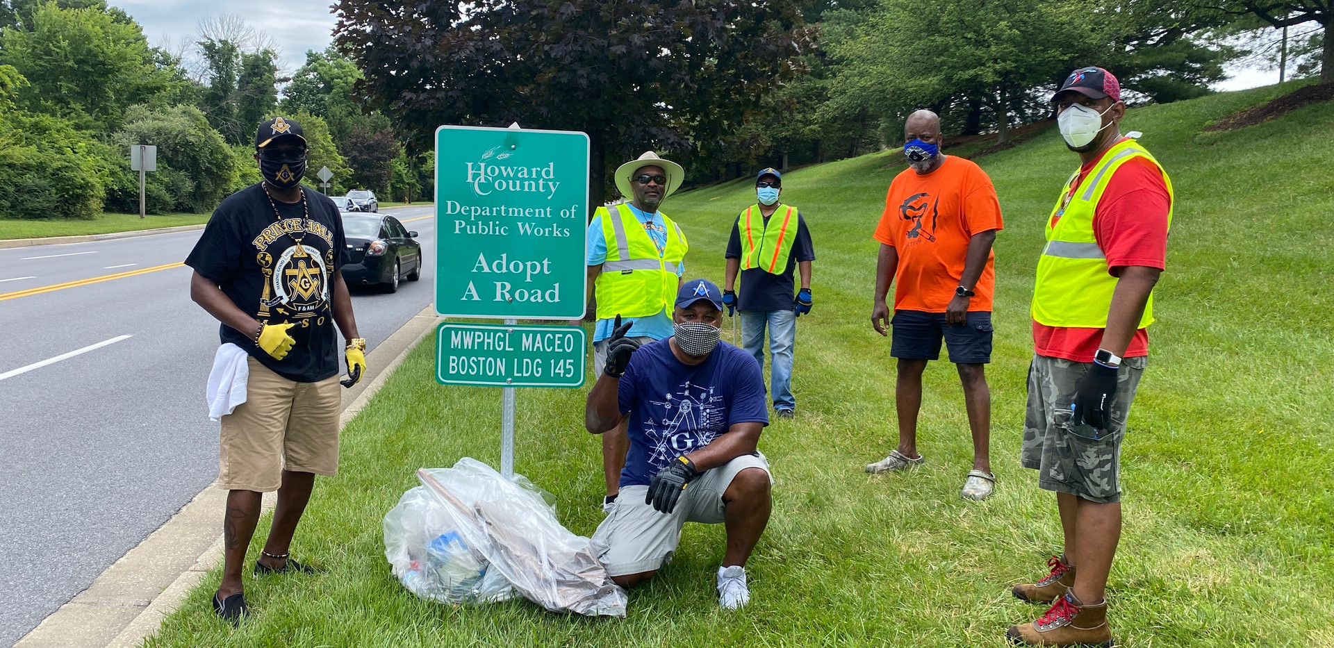 Adopt A Road July 2020