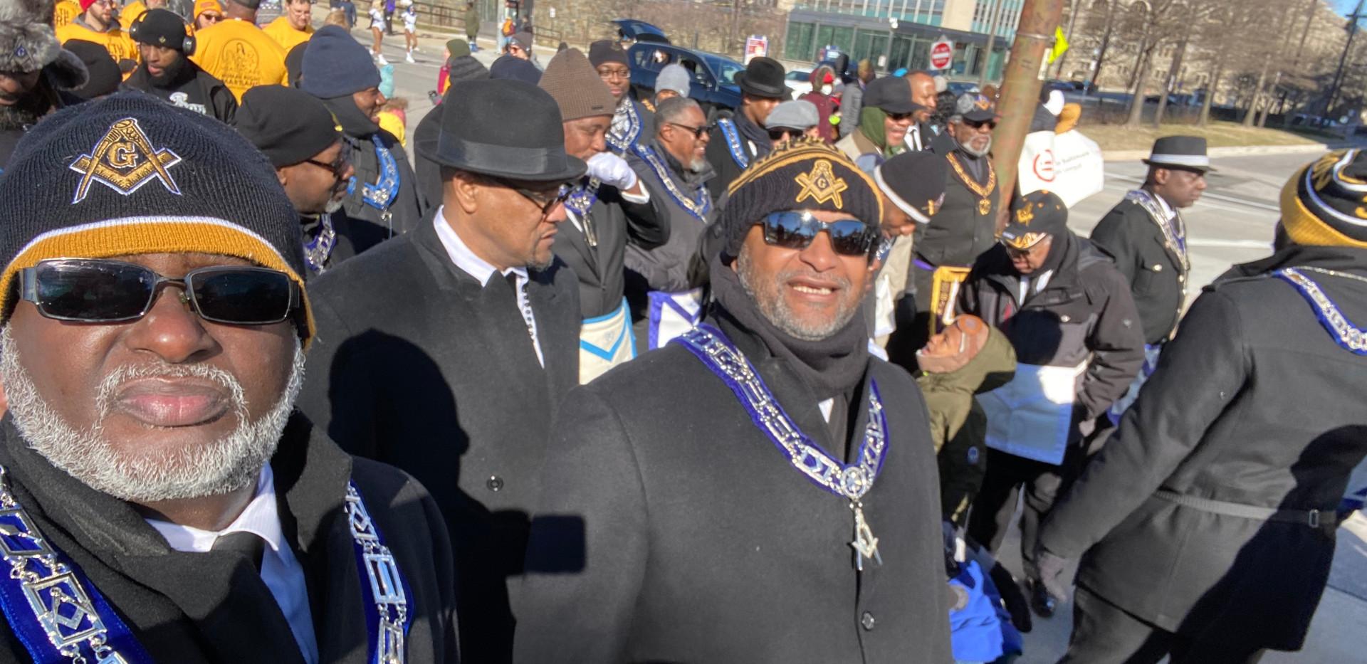 MLK Parade 2020