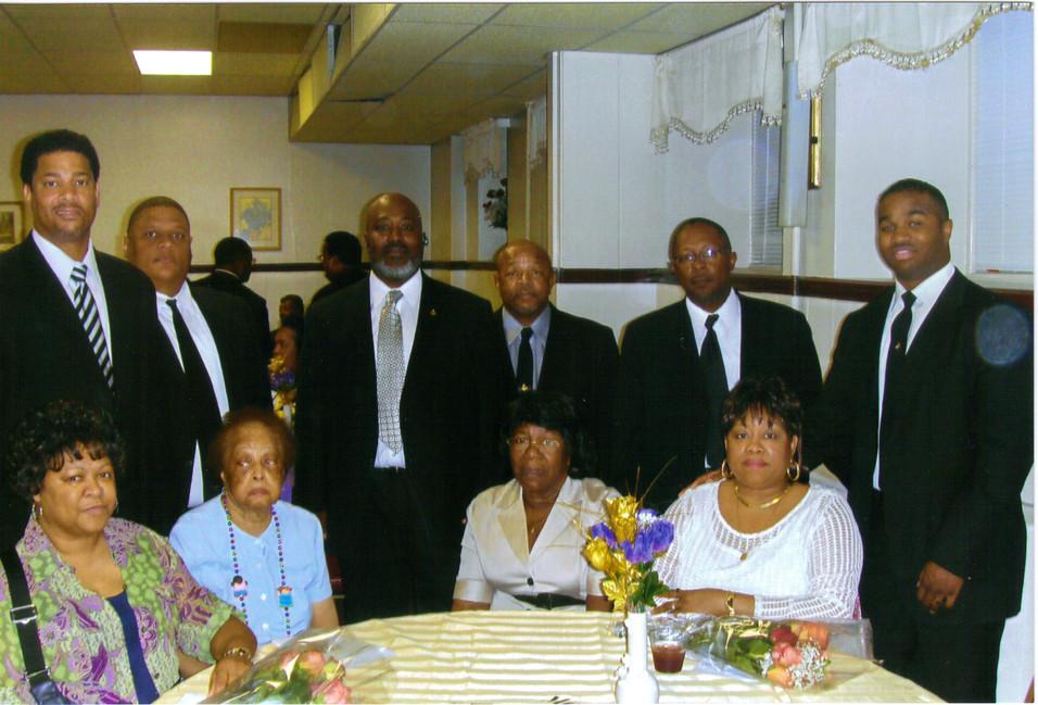Widows Luncheon 2008