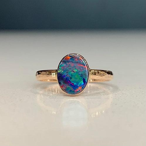 Adriana Opal Ring