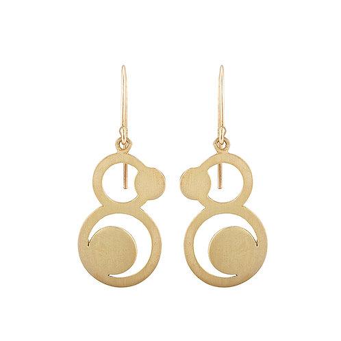 Orb Earrings