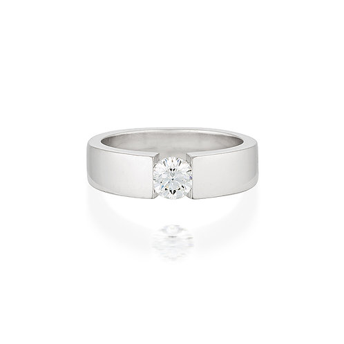 Diamond Tension Ring