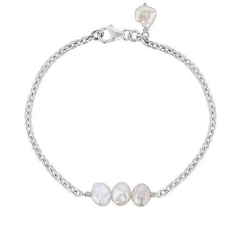 Amelia Pearl Bracelet
