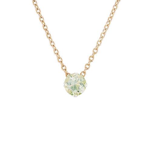 Claw set Emma necklace