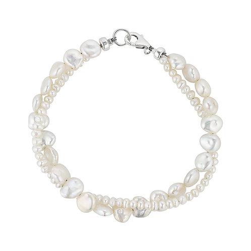 Milla Pearl Bracelet