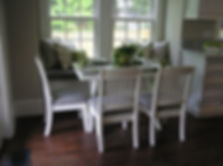 Tracey Becker Interiors Dining Nook