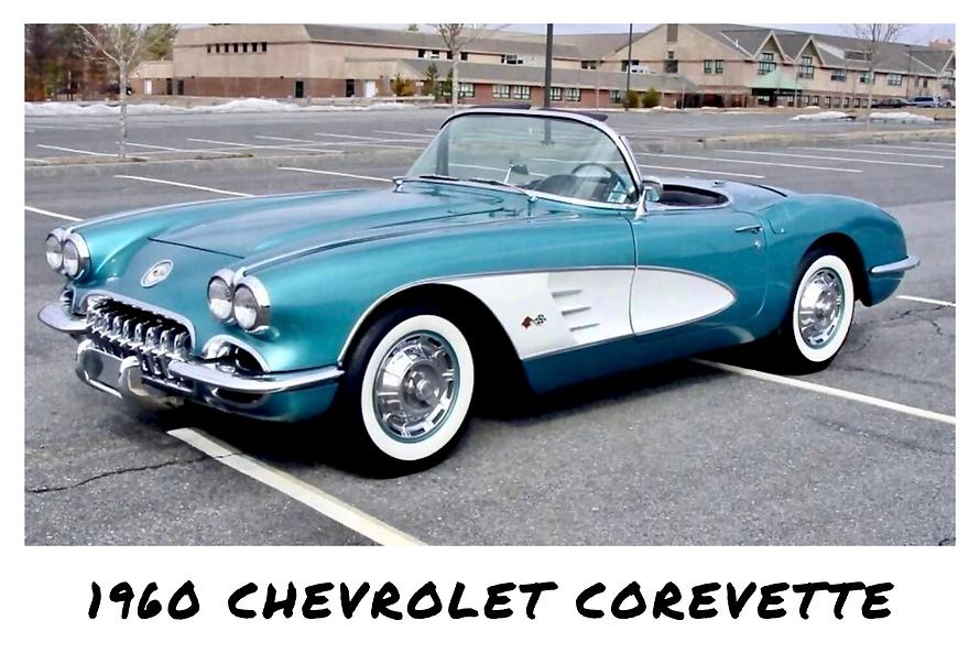 1960 Chevrolet Corvette Convertible | Sold