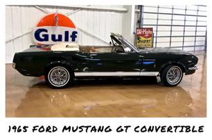 Sold_1965 Mustang GT