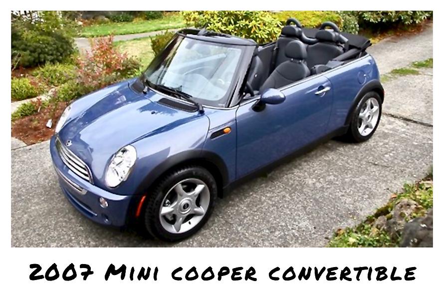 2007 MINI Cooper Convertible | Sold