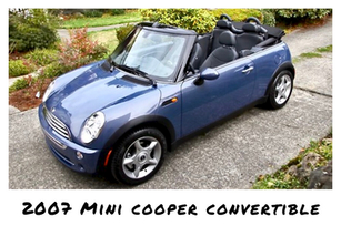 Sold_2007 MINI Cooper