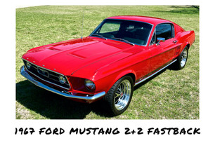 Sold_1967 Fastback