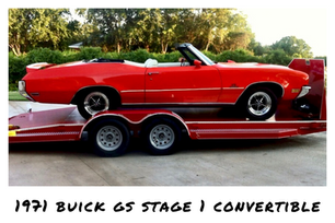 Sold_1971 Buick GS