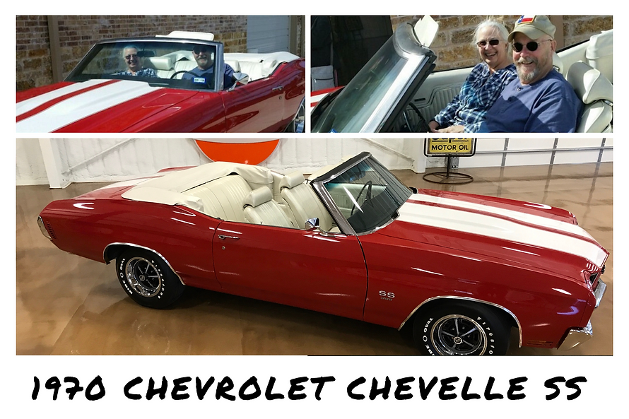1970 Chevrolet Chevelle SS Convertible | Sold