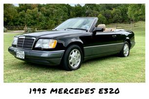 Sold_1995 Mercedes