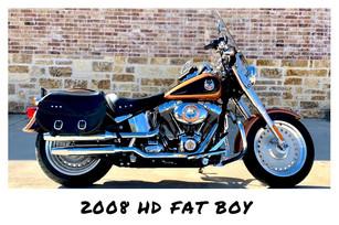 Sold_2008 Fat Boy