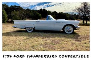 Sold_1957 Thunderbird