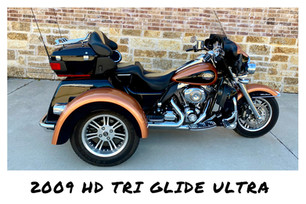 Sold_2009 Trike