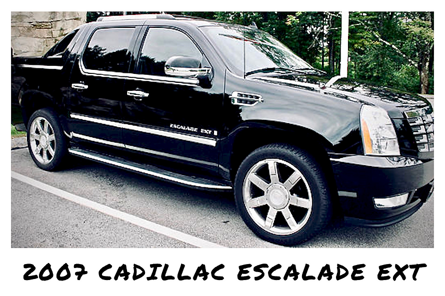 2007 Cadillac Escalade EXT | Sold