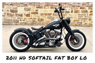 Sold_2011 Fat Boy