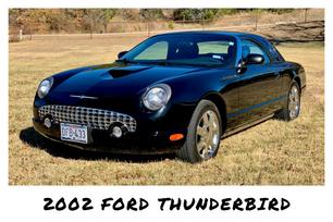 Sold_2002 Thunderbird