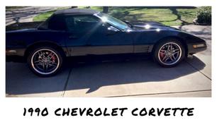 Sold_1990 Corvette