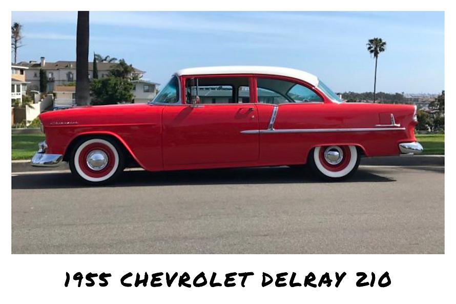 1955 Chevrolet Delray 210 | Sold