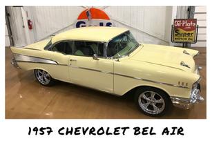 Sold_1957 Bel Air