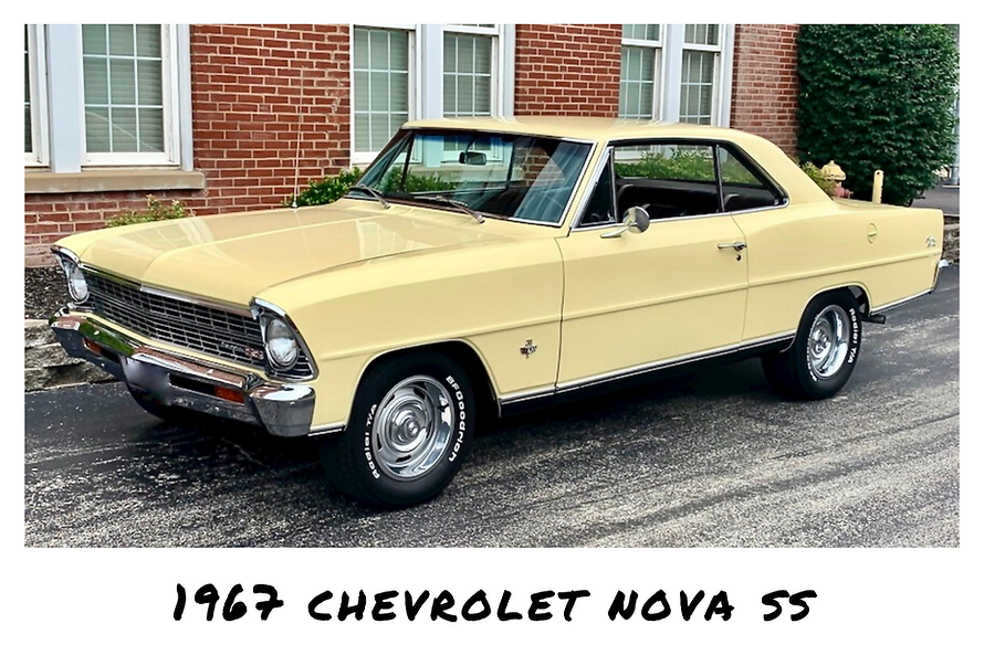 1967 Chevrolet Nova SS | Sold