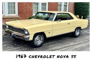 Sold_1967 Nova SS