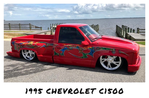 Sold_1995 Chevy C1500