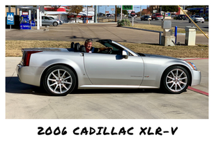 Sold_2006 Cadillac XLRV