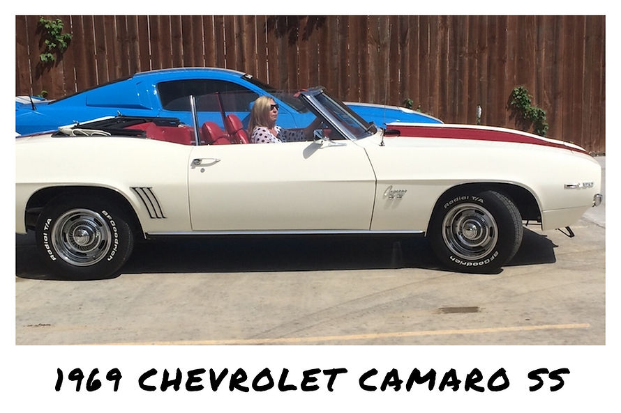 1969 Chevrolet Camaro SS Convertible | Sold