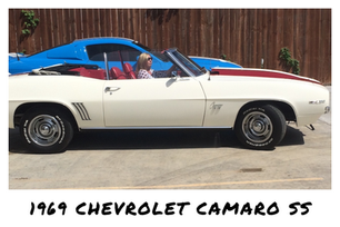 Sold_1969 Camaro SS
