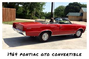 Sold_1964 Pontiac GTO