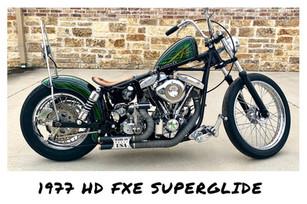 Sold_1977 HD FXE