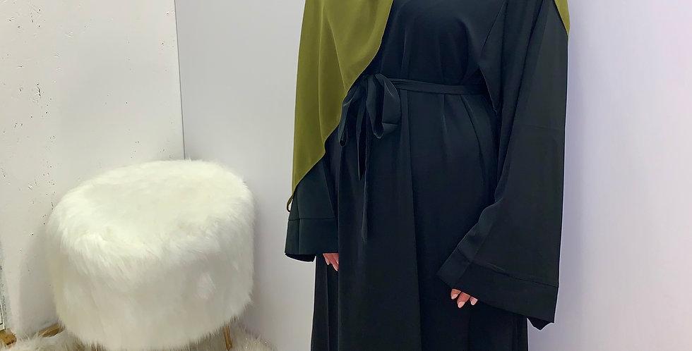 Dubai Batwing Kaftan Style Abaya
